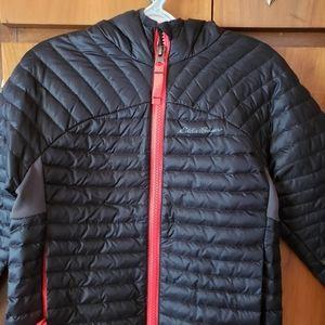 NWOT Boys Eddie Bauer 3/4 spring/fall jacket